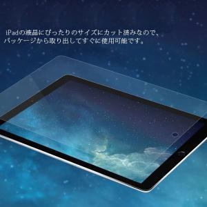 iPad Pro 12.9インチ 液晶保護フィルム 液晶フィルム 高光沢 クリア jnh 08