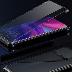 【新発売セール】iPhone XR iPhone 7 Plus/8 Plus/7/8 iPhone XS Max/X/XS 両面ガラスケース マグネット式 アルミ スマホケース ネコポス送料無料 翌日配達対応 jnh 19
