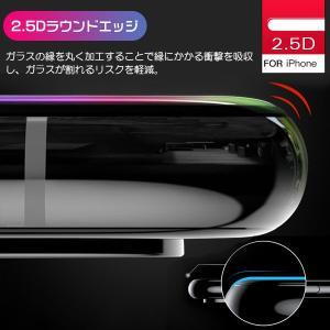 iPhone XR 6.1インチ 全面保護 強化ガラスフィルム カーボン 炭素繊維 液晶保護ガラスフィルム ネコポス送料無料 翌日配達対応 ポイント消化 ボーナスセール jnh 03