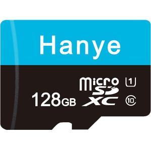microSDカード マイクロSD microSDXC 128GB Hanye UHS-I 超高速90MB/s クラス10  バルク品|jnh