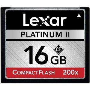 Lexar PlatinumII コンパクトフラッシュカード...