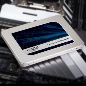 Crucial クルーシャルSSD 500GB 2.5インチCT500MX500SSD1 7mm SATA3内蔵SSD 7mmから9.5mmへの変換スペーサー付属 5年保証・翌日配達|jnh|11
