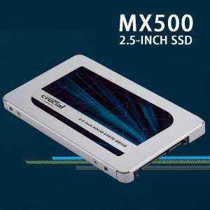 Crucial クルーシャルMX500 SSD 1TB 2.5インチCT1000MX500SSD1 7mm SATA3内蔵SSD  (9.5mmアダプター付属) パッケージ品【5年保証】|jnh|10