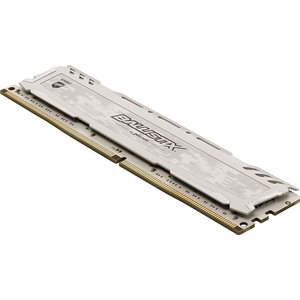 CrucialゲーミングモデルBallistix Sport LT DDR4 メモリ【5年保証・翌日配達】Ballistix Sport LT White 8GB DDR4-2666 UDIMM BLS8G4D26BFSC 感謝デー|jnh|02