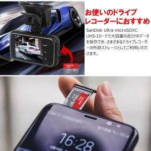 microSDXC 128GB SanDisk サンディスク【翌日配達】 Ultra 100MB/s A1 CLASS10  UHS-1 U1 SDSQUAR-128G-GN6MN海外パッケージ品 SA3310QUAR-NA jnh 11