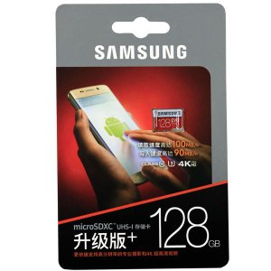 microSDXC 128GB SAMSUNG...の詳細画像1