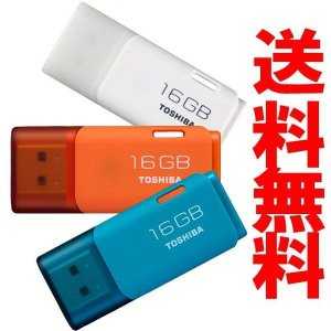 USBメモリ16GB  東芝 TOSHIBA バルク品|jnh