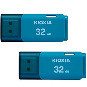 2個セットお買得 USBメモリ32GB 東芝 TOSHIBA  海外向けパッケージ品