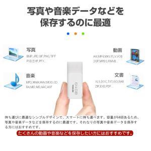 TOSHIBA 東芝 USBメモリー 64GB TransMemory USB2.0対応  海外パッケージ品 感謝セール 翌日配達対応|jnh|03