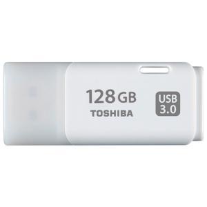 USBメモリ 128GB 東芝TOSHIBA USB3.0 TransMemoryU301 キャップ...