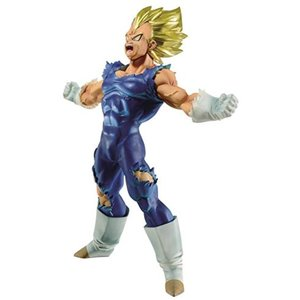Third Party - Figurine DBZ - Majin Vegeta Super Saiyan Blood Of Saiyans 17cm - 3296580271153|jo-5butya