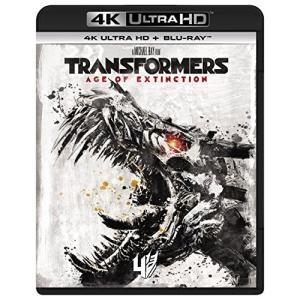 トランスフォーマー/ロストエイジ(4K ULTRA HD + Blu-rayセット) [4K ULTRA HD + Blu-ray]|jo-5butya