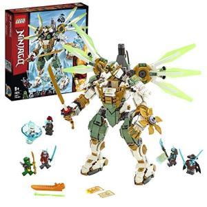 レゴ(LEGO) ニンジャゴー 巨神メカ タイタンウィング 70676 ブロック おもちゃ 男の子