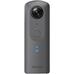 中古:RICOH THETA V 360度カメラ 全天球 910725 メタリックグレー