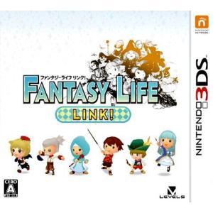 3DS【新品】 ファンタジーライフ LINK!