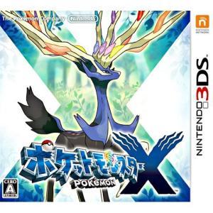 3DS【新品】 ポケットモンスターX...