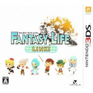 【送料無料】【新品】3DS ファンタジーライフ LINK!