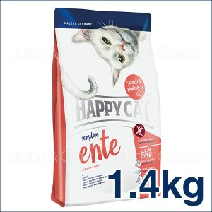 ハッピーキャット(HAPPYCAT) センシティブ エンテ 1.4kg|john-coco