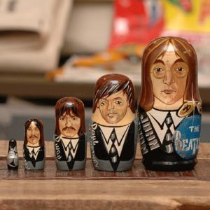 マトリョーシカ Beatles|johnnyjumpup