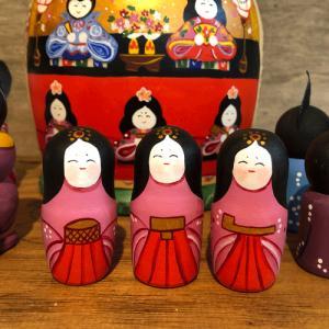 雛人形 マトリョーシカ 二キーティン工房 ひな祭り|johnnyjumpup|04