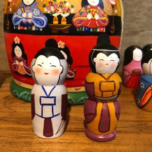 雛人形 マトリョーシカ 二キーティン工房 ひな祭り|johnnyjumpup|05