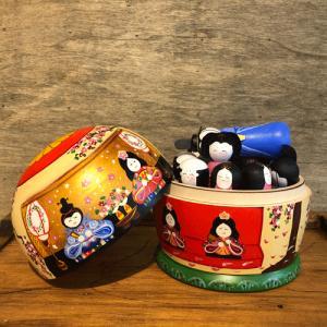 雛人形 マトリョーシカ 二キーティン工房 ひな祭り|johnnyjumpup|08