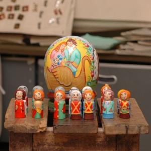 二キーティン工房 くるみ割り人形|johnnyjumpup