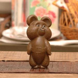 ヴィンテージ雑貨 こぐまのミーシャ ソフビ人形1|johnnyjumpup