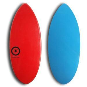 【日本製】MINI DESIGN スキムボード 202-RED-BLUE 122cm johns