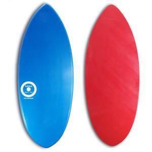 【日本製】MINI DESIGN スキムボード A3D-401 BLUE-RED/128cm johns