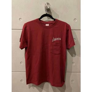 JONTZ T-Shirt バーガンディー|jointzcustom