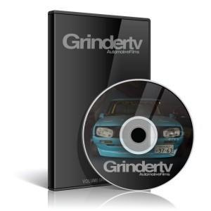Grinder TV DVD (グラインダーティービー)|jointzcustom
