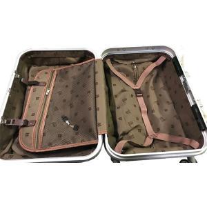 【訳あり品在庫処分】アルミ+PCスーツケース S サイズ 機内持ち込み キャリーケース キャリーバッグ 軽量 旅行用品 旅行 かばん かわいい 小型 静音キャスター|jojo-donya|08