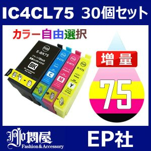 IC75 IC4CL75 30個セット 増量 ( 自由選択 ICBK75 ICC75 ICM75 I...
