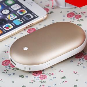 充電式 カイロ モバイルバッテリー ミニ スマホの充電器にもなる繰り返し使えるカイロ パワーアップ エコ 省エネ 節電 あったか Plus iPhone7 5200mAh|jojo-donya|04