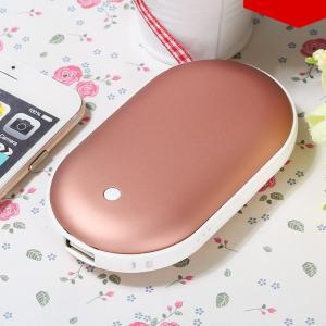 充電式 カイロ モバイルバッテリー ミニ スマホの充電器にもなる繰り返し使えるカイロ パワーアップ エコ 省エネ 節電 あったか Plus iPhone7 5200mAh|jojo-donya|05