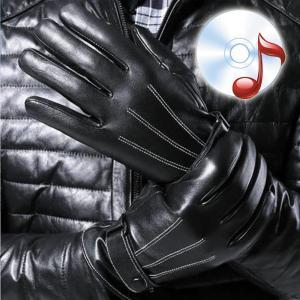 【赤字覚悟】特価 メンズ レザーグローブ 羊革 皮 ナッパ革 手袋 冬 保温 厚ライニング シンプル オートバイ ドライブ jojo-donya 06