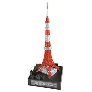 童友社 1/2000 かんたんプラモデルシリーズ 東京タワー プラモデル