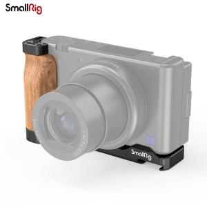 【送料無料】SmallRig Sony ZV-1用L字型ウッドグリップ 2936 【海外直送】