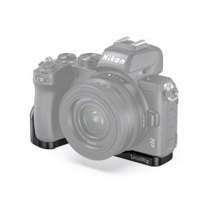 【ポイント5倍バック】【送料無料】SmallRig Nikon Z50専用マウントプレート 軽量 取...