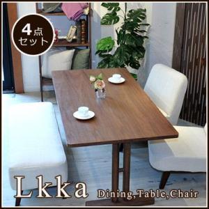 北欧/ダイニングテーブルセット/ルッカ/NEOA-180|jonan-interior