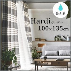 colne(コルネ)/(Hardi)アルディ 100×135cm ドレープカーテン カーテン ウォッシャブル 洗える 2枚組 日本製|jonan-interior