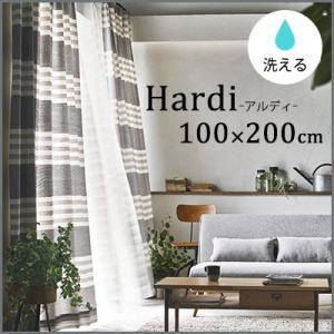 colne(コルネ)/(Hardi)アルディ 100×200cm ドレープカーテン カーテン ウォッシャブル 洗える 2枚組 日本製|jonan-interior