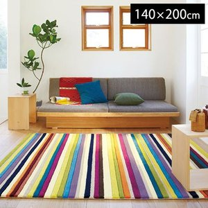 50%OFFセール ラグ ラグマット カーペット 絨毯 TOR3641 140×200cm 長方形 東リ|jonan-interior