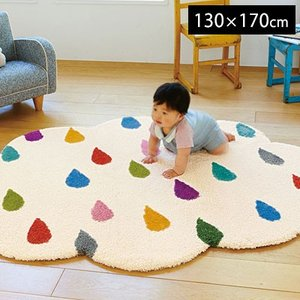 50%OFFセール ラグ ラグマット カーペット 絨毯 TOR3855(旧TOR3627) 130×170cm 変形 東リ|jonan-interior