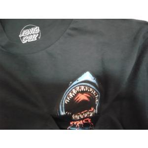 322e7d40 ... SANTACRUZ サンタクルーズ BITER POCKET シャーク ポケット Tシャツ 黒 ブラック|jonnybeeameyoko|  ...