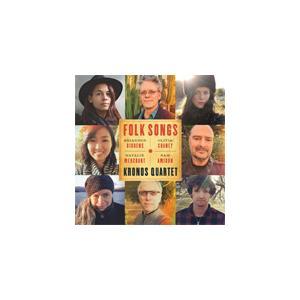 FOLK SONGS【輸入盤】▼/KRONOS QUARTET[CD]【返品種別A】|joshin-cddvd