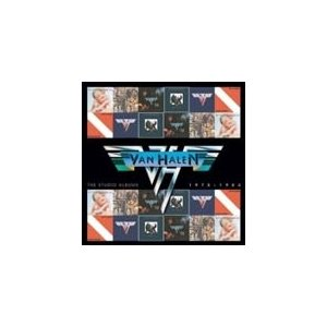 [枚数限定][限定盤]THE STUDIO ALBUMS 1978-1984【輸入盤】▼/Van Halen[CD]【返品種別A】|Joshin web CDDVD PayPayモール店