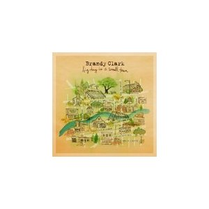 BIG DAY IN A SMALL TOWN【輸入盤】▼/BRANDY CLARK[CD]【返品種別A】|joshin-cddvd