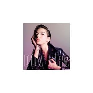 [枚数限定][限定盤]DUA LIPA(DELUXE)【輸入盤】▼/DUA LIPA[CD]【返品種別A】|joshin-cddvd